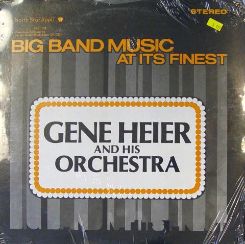 "Gene Heier And His Orchestra Vinyl 12"""