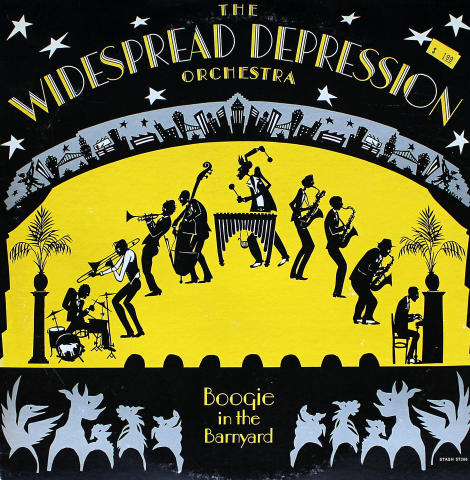 The Widespread Depression Orchestra Vinyl 12""