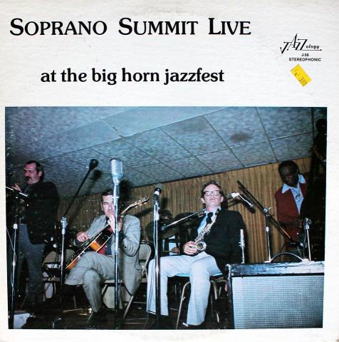 """Soprano Summit Vinyl 12"""""""