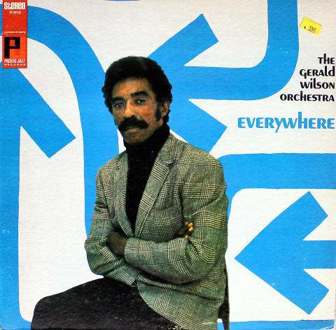 """The Gerald Wilson Orchestra Vinyl 12"""" (Used)"""