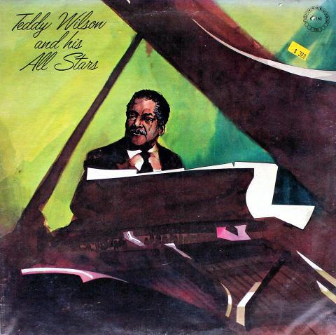 "Teddy Wilson And His All Stars Vinyl 12"""