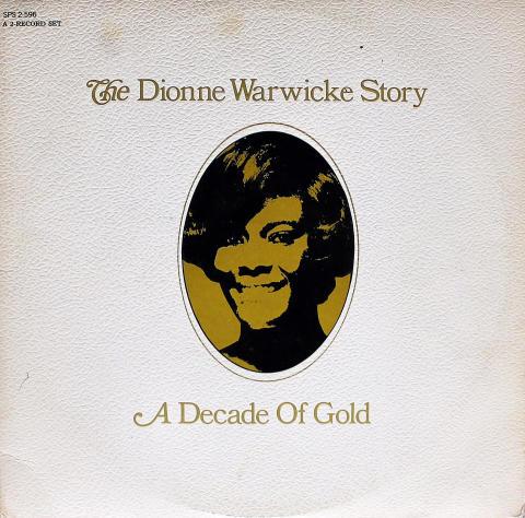 "Dionne Warwicke Vinyl 12"""