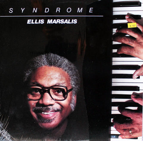 "Ellis Marsalis Vinyl 12"""
