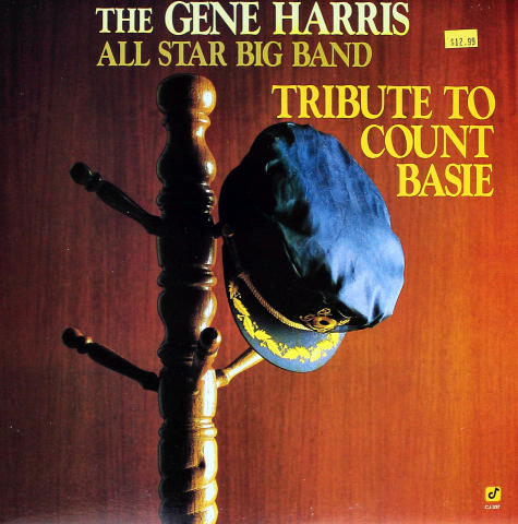 "The Gene Harris All Star Big Band Vinyl 12"""