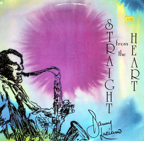 "Danny Luciano Vinyl 12"" (Used)"