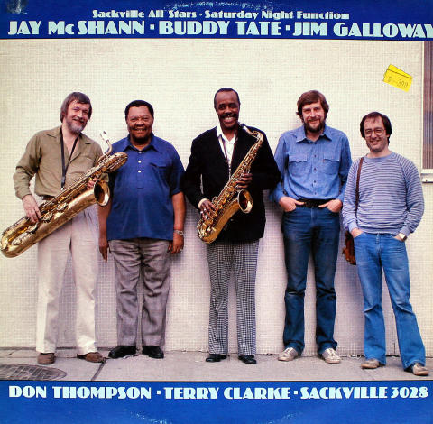 "Saturday Night Function: Sackville 3029 Vinyl 12"" (Used)"