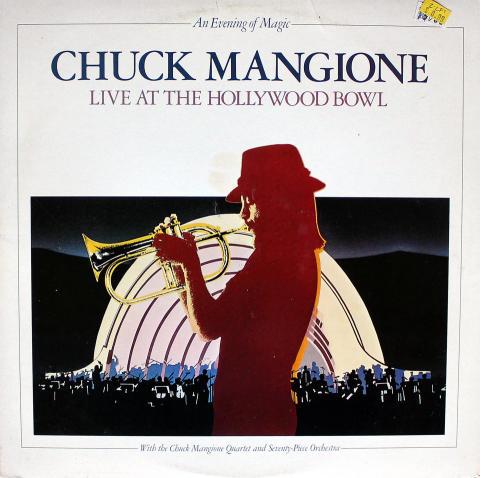 "Chuck Mangione Vinyl 12"""