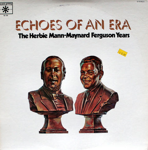 "Herbie Mann / Maynard Ferguson Vinyl 12"""