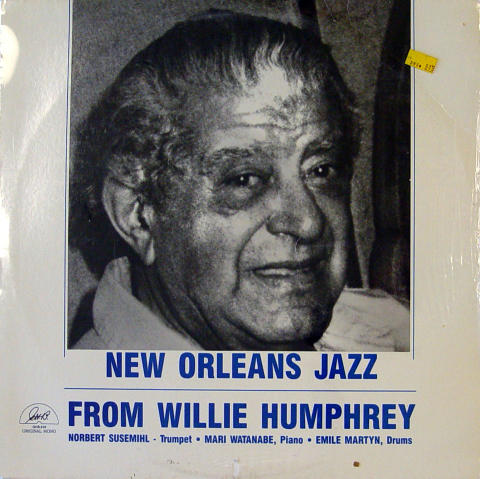 "New Orleans Jazz Vinyl 12"""