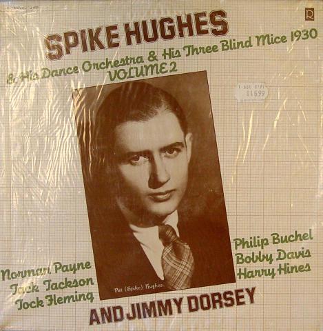 "Spike Hughes / Jimmy Dorsey Vinyl 12"""