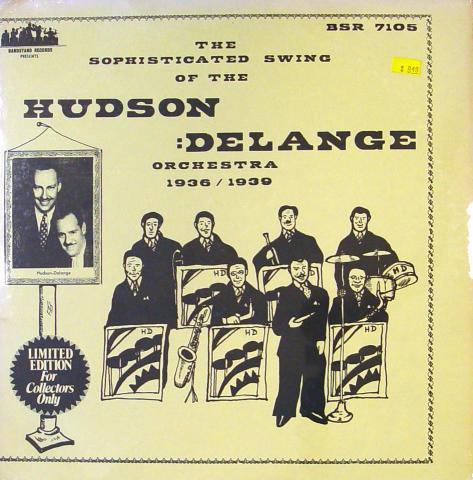"""Will Hudson / Eddie Delange Vinyl 12"""""""