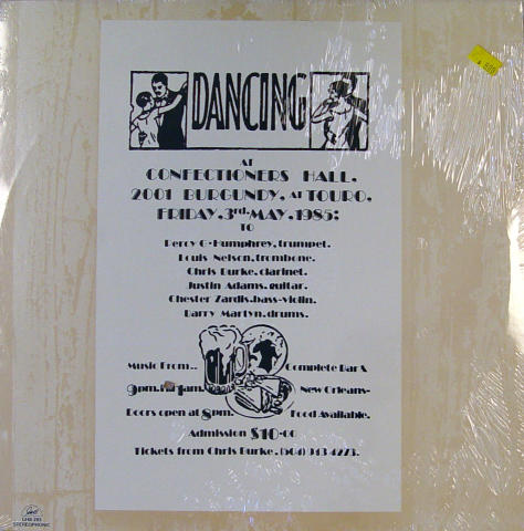 """Dancing At Confectioners Hall Vinyl 12"""""""