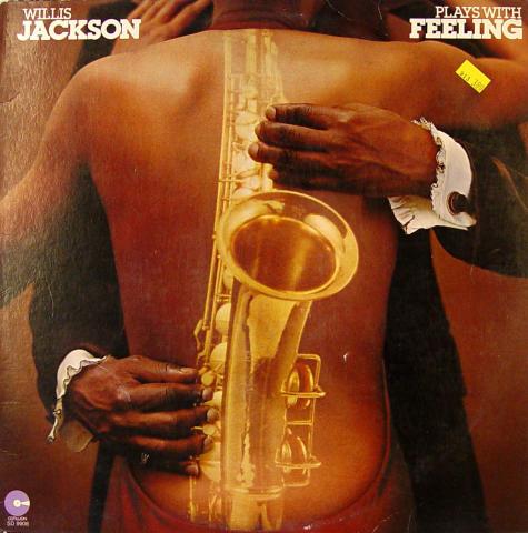 """Willis Jackson Vinyl 12"""""""