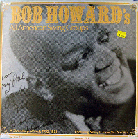 "Bob Howard Vinyl 12"""