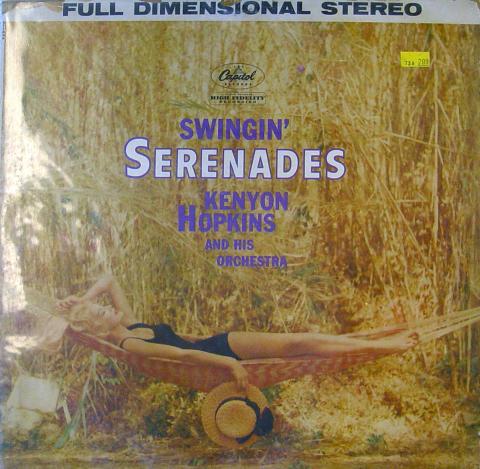"Kenyon Hopkins And His Orchestra Vinyl 12"""
