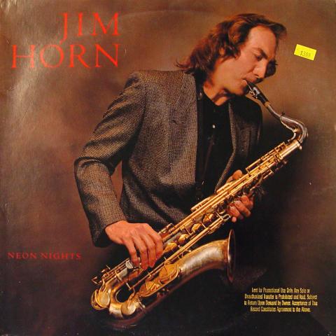 """Jim Horn Vinyl 12"""""""