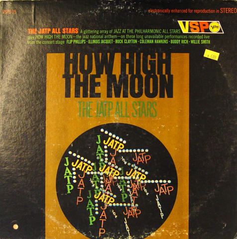 "The JATP All Stars Vinyl 12"""