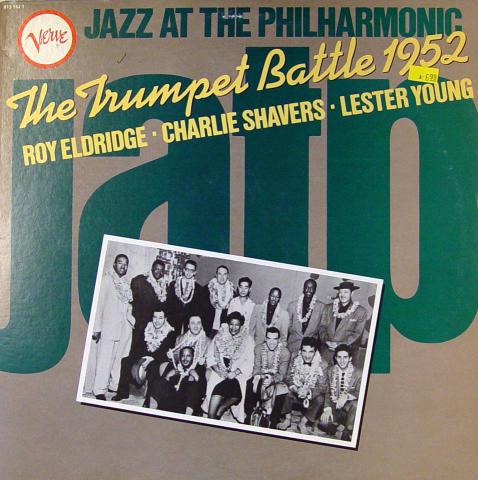 "The Trumpet Battle 1952 Vinyl 12"""