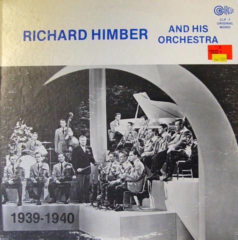 "Richard Himber And His Orchestra Vinyl 12"""