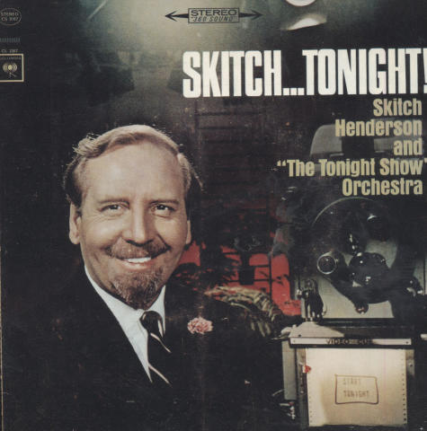 """Skitch Henderson And """"The Tonight Show"""" Orchestra Vinyl 7"""" (Used)"""