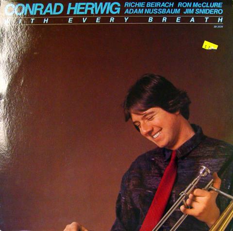 """Conrad Herwig Vinyl 12"""""""