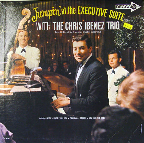 The Chris Ibenez Trio Vinyl 12""