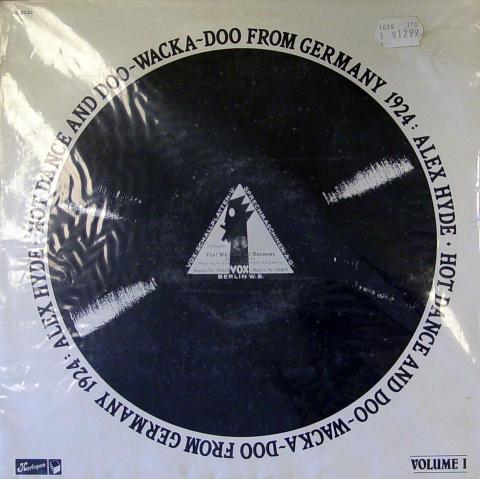 """Alex Hyde Vinyl 12"""""""