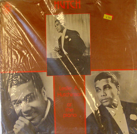 "Hutch Vinyl 12"""