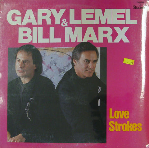 "Gary Lemel & Bill Marx Vinyl 12"""