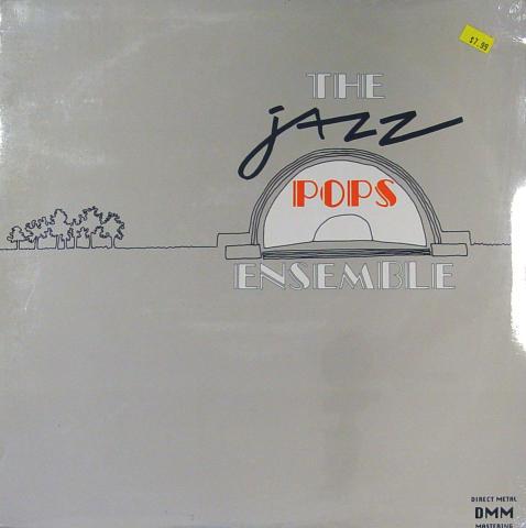 """The Jazz Pops Ensemble Vinyl 12"""""""