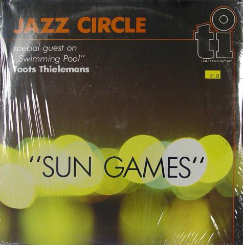 """Jazz Circle Vinyl 12"""""""