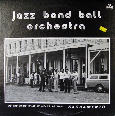 "Jazz Band Ball Orchestra Vinyl 12"""