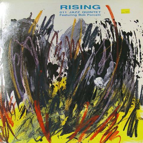 "011 Jazz Quintet Featuring Bob Porcelli Vinyl 12"""
