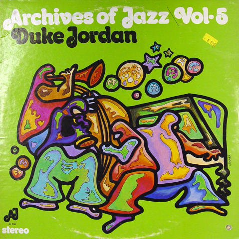"""Duke Jordan Vinyl 12"""""""