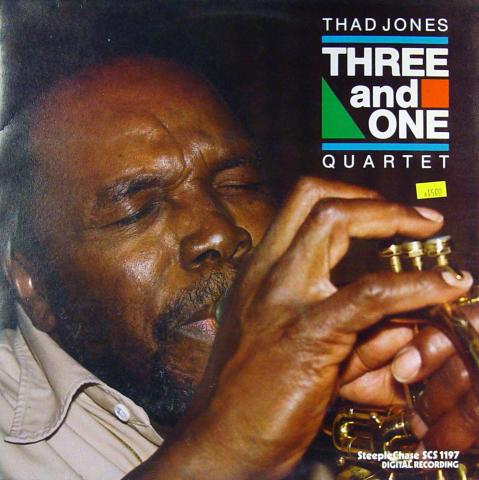 """Thad Jones Quartet Vinyl 12"""""""