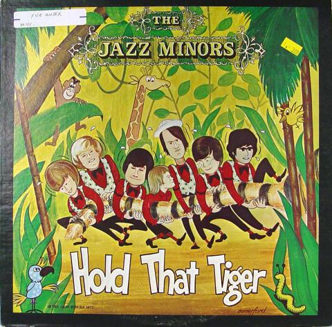 "The Jazz Minors Vinyl 12"""
