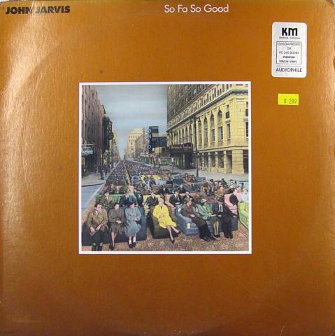 "John Jarvis Vinyl 12"""