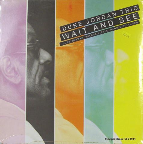 "Duke Jordan Trio Vinyl 12"""
