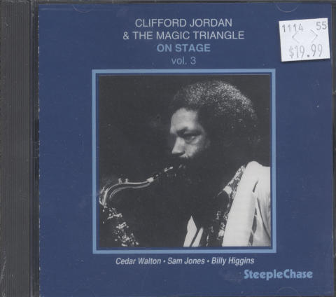 Clifford Jordan And The Magic Triangle CD