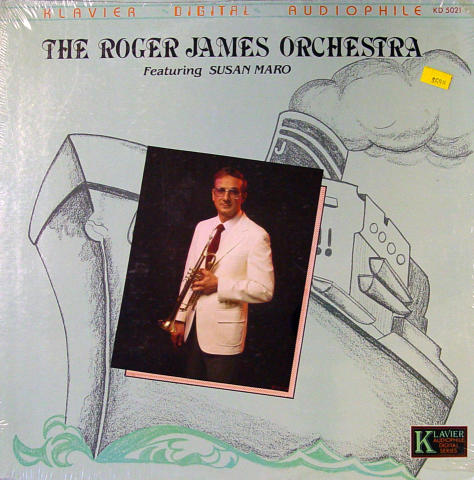 The Roger James Orchestra Vinyl 12""