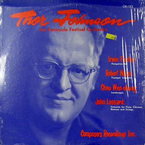 "Thor Johnson Vinyl 12"""