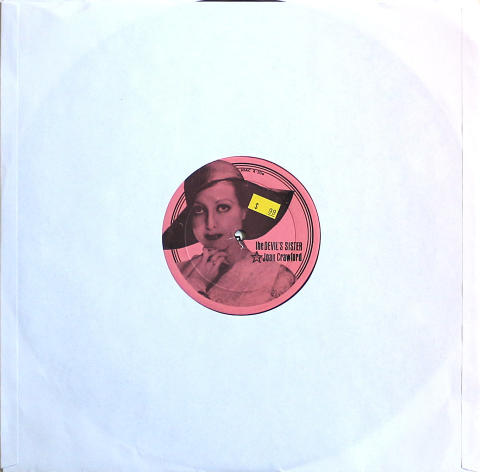 "Joan Crawford Vinyl 12"""