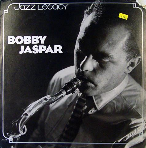 "Bobby Jaspar Vinyl 12"""