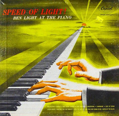 "Ben Light Vinyl 12"""
