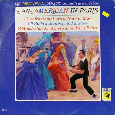 """An American In Paris Vinyl 12"""""""