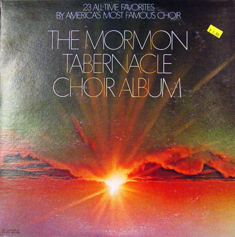 Mormon Tabernacle Choir Vinyl 12""