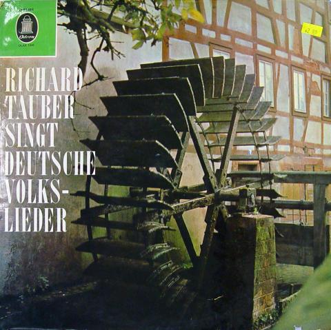 "Richard Tauber Vinyl 12"""