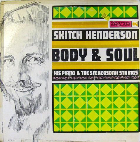 """Skitch Henderson Vinyl 12"""""""