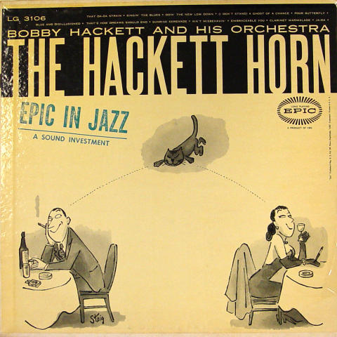 Bobby Hackett And His Orchestra Vinyl 12""