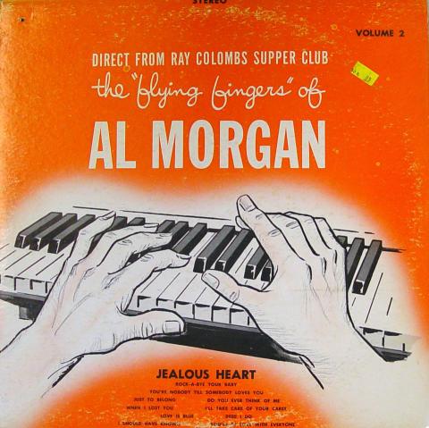 "Al Morgan Vinyl 12"""